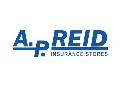 A.P. Reid Insurance Stores logo