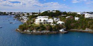 Bermuda waterfront property