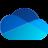 Microsoft 365 OneDrive Logo