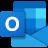 Microsoft 365 OutLook Logo
