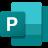 Microsoft 365 Publisher Logo