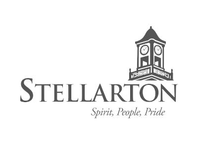 Town of Stellarton logo